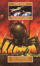 Dr Doctor Who Virgin Missing Adventures Book - Toy Soldiers - (Mint New)