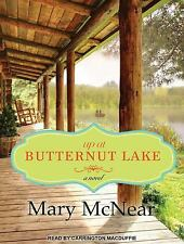 Butternut Lake: Up at Butternut Lake 1 by Mary McNear (2014, MP3 CD, Unabridged)