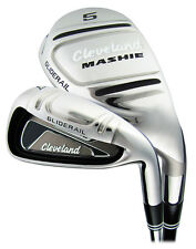 New RH Cleveland Mashie Combo Iron Set (4H-5H 6-PW) Regular flex Graphite Irons