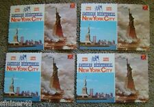 World Trade Center - Twin Towers - WTC -  4 NYC Bicentennial Post Cards