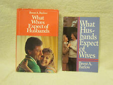 What Wives Expect of Husbands & What Husbands Expect of Wives ~Barlow~LDS Mormon