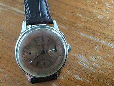 Vintage Lebois & Co Swiss Chronograph Valjoux 22 Watch
