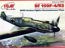 Messerschmitt bf 109 F-4/R3 (4. (f)/123 luftwaffe markings) #106 1/48 icm