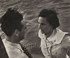 1936 Germany Olympics LENI RIEFENSTAHL Sailing SELF PORTRAIT ~ Photo Film Movie