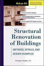 Structural Renovation of Buildings : Methods, Details, and Design Examples by...