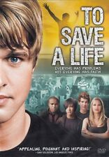 NEW Sealed Christian Inspirational Widescreen DVD! To Save a Life (Randy Wayne)