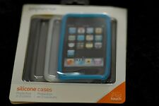 Griffin immerse Apple iPod touch 2nd Generation Silicone Case 3 Pack  48 in case