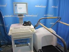 GE Case Stress Test System with 6.51 software and GE Treadmill