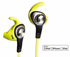 Monster iSport Intensity Earphones - Green