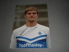 Florian Jungwirth SV Darmstadt 98 signiert signed  Autogramm auf 20x28 Foto