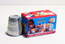 Dollhouse Miniature 1:12 Fisher Price Play Family House Toy Box nursery toy