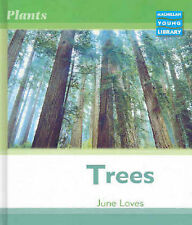 Macmillan Young Library: Trees (Plants), Loves, June, Good Condition Book, ISBN