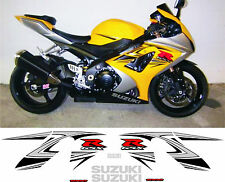2007 - 2008 GSXR 1000 Full Replacement Decals Stickers Graphics