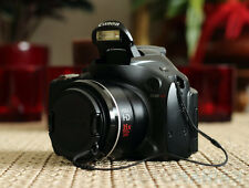 MINT Canon PowerShot SX40 HS 12.1 MP Digital Professional Camera. Freeshipping!