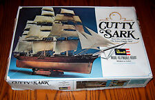 """Made in USA CUTTY SARK MODEL1/350 scale 15 1/2"""" Long NEW IN BOX"""