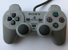 PS1 Original Controller Grau Anlaogsticks Sony PlayStation SCPH-1200
