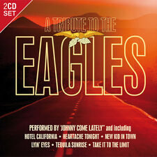 EAGLES TRIBUTE JOHNNY COME LATELY (BRAND NEW DOUBLE CD)