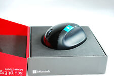 WINDOWS MICROSOFT SCULPT COMFORT MOUSE BLUETOOTH WINDOWS 7 8 10 ANDROID #431
