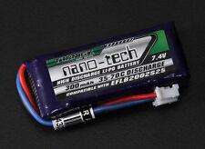 Turnigy Nano-Tech 300mah 2S 35C LiPo Battery EFLB2002S25 UMX MIG Stryker