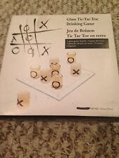 Glass Toc-Tac-Toe Drinking Game