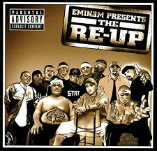 Eminem Presents THE RE-UP (Retail Promo CD, Album) Uncensored (2006)