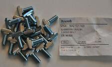 Marteau vis caouannes vis Bosch rexroth m6x16 - 20 st - 3842523920