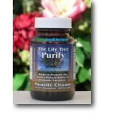 Purify Parasite Cleanse 60 liquid Vegetable Capsules Organic Herbal Wildcrafted