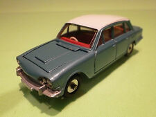 DINKY TOYS 1:43 - TRIUMPH 2000  NO=135  - RARE SELTEN - NEAR MINT CONDITION