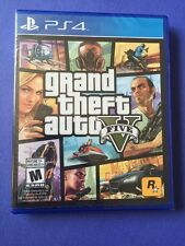 Grand Theft Auto V  *GTA V*  for  PS4 NEW