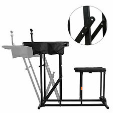 Shooting Hunting Table Bench Rest Range Portable Accuracy Rifle Chair Seat Field