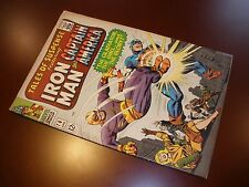 Marvel Comics Tales of Suspense # 76 Higher Grade 2nd app Batroc
