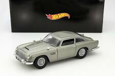 Voiture ASTON MARTIN DB5 1958 Du Film GOLDFINGER James Bond 007 1/18