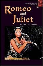 Romeo and Juliet (Oxford Bookworms Playscripts, Stage 2)