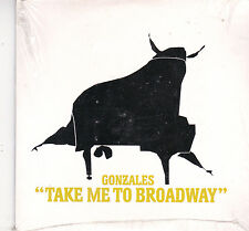 CD CARDSLEEVE GONZALES COLLECTOR 1T TAKE ME TO BROADWAY NEUF SCELLE