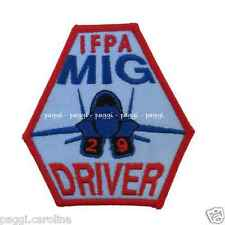 Patch n10 NMIG 29 Driver International Fighter Pilots Academy IFPA Toppa