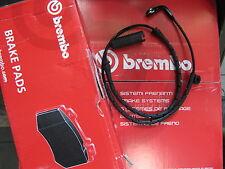 Brembo Bremsscheiben u. -beläge mit Warnkontakten MB Sprinter W906 Satz vorne