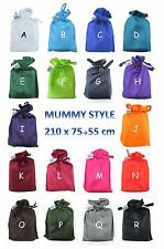 TREKSILK MUMMY Silk Liner Sleeping Bag Sack Travel Accessory Camping Outdoor