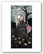 FANTASY ART PRINT Remembrance Angelina Wrona