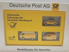 Véhicules Historiques de la Allemand Bundespost Ed. 6