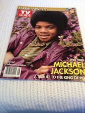 Michael Jackson TV Guide Special Collector's Edition July 2009