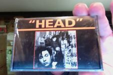 Head- A Snog On the Rocks- new/sealed cassette tape- rare?