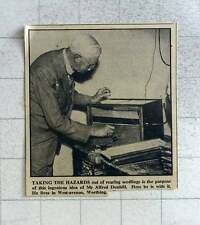 1949 Seedling Incubator Ingenious Idea Of Alfred Dunhill West Avenue Worthing
