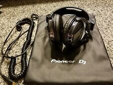 Pioneer HDJ-1500 Professional DJ Headphones Used