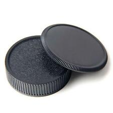 42mm Front Rear Lens Cap Cover for LEICA PENTAX M42 Camera and Lens  W