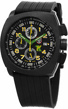 Luminox Land A.1101.S Tony Kanaan PC Carbon 1100 Series Men's Chronograph Watch