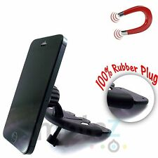 Magnet UNIVERSAL Car CD Slot Phone GPS Holder Mount Stand -  Android iPod iPhone