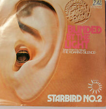 "MANFRED MANN´S EARTH BAND BLINDED BY THE LIGHT-STARBIRD NO.2  -7""SINGLES (G174)"