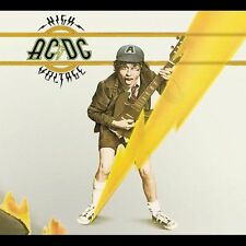 High Voltage [Remaster] by AC/DC (CD, Feb-2003, Epic (USA))