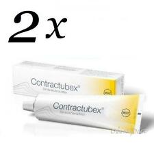 CONTRACTUBEX 2 x 50g Gel Merz SCARS Acne Burn Treatment After C-Section - MERZ
