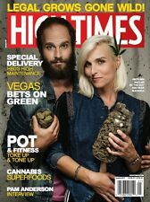 High Times PDF MaGaZiNe January 2017 medical marijuana cannabis PDF